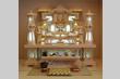 桐の間 祭壇