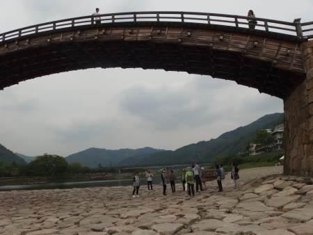 錦帯橋周辺の散策1